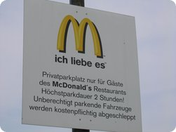 McDonald's Kempten